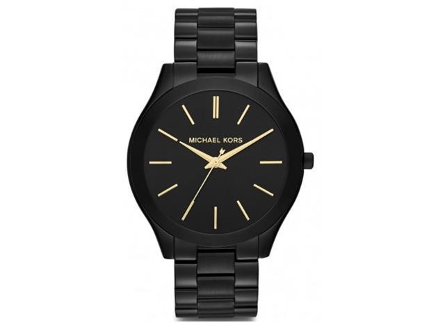 Relógio Michael Kors Feminino Preto e Dourado MK3221/4PN