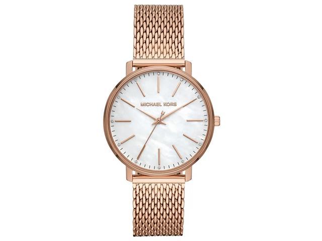 Relógio Michael Kors Pyper Feminino Rosé MK4392/1JN