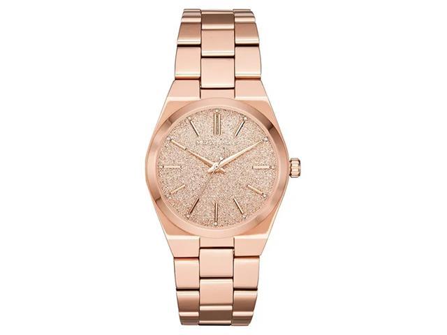 Relógio Michael Kors Feminino Rosé MK6624/1JI