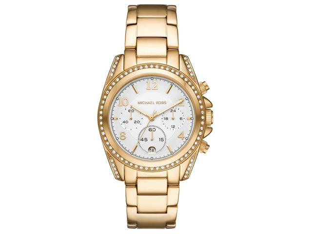 Relógio Michael KorsFeminino Ritz Dourado MK6762/1JN