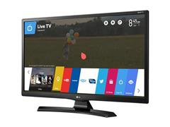 "Smart TV Monitor 24"" LG HDTV Con TV Digital 2 HDMI USB Wi-Fi WebOS 3.5 - 1"
