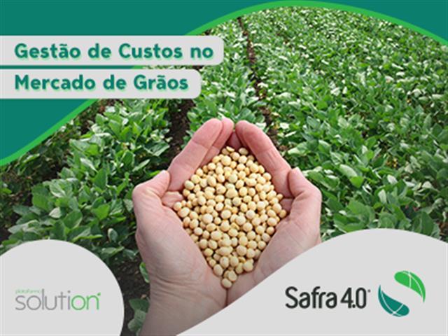 Gestão de custos no mercado de grãos - SAFRA 4.0
