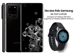 "Smartphone Samsung Galaxy S20 Ultra 512GB 6.9""16GB 108+48+12+ToF Preto - 0"