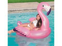 Boia Inflável Bestway Luxo Flamingo - 4