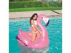 Boia Inflável Bestway Luxo Flamingo - 3