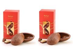 Combo 2 Ovos de Páscoa Kopenhagen Chocolate ao Leite 150G - 0