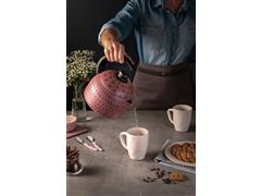 Chaleira Tramontina My Lovely Kitchen Rosa Antiaderente 1,9 Litros - 3