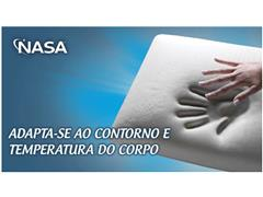 Travesseiro Nasa de Espuma Viscoelástico Nasa - 1