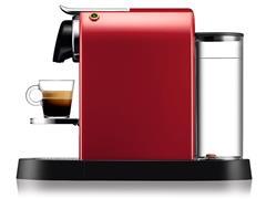 Cafeteira Nespresso Automática CitiZ C113 Vermelho Cereja - 7