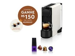 Cafeteira Nespresso Automática Essenza Plus C45 Branca