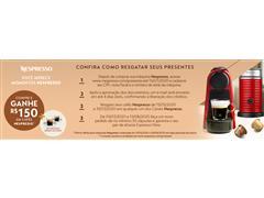 Cafeteira Nespresso Automática Essenza Plus C45 Branca - 1