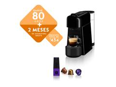 Cafeteira Nespresso Automática Essenza Plus D45 Preta