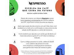 Cafeteira Nespresso Automática Essenza Plus D45 Vermelha - 1