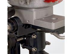 Motor de Popa Kawashima KM2T com Motor 2HP à Gasolina - 8