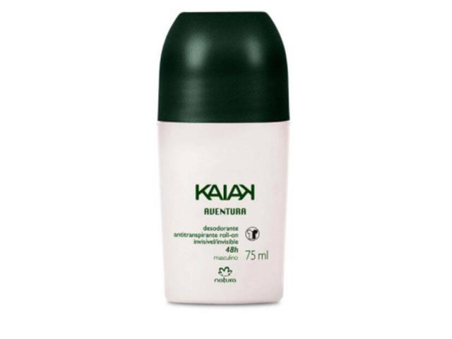 Desodorante Antimancha Rollon Natura Kaiak Aventura 75ml