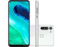 "Smartphone Motorola Moto G8 64GB Dual 6.4"" 4G Câm 16+8+2MP+Foco Branco"