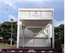 Caixa de entrada de Sementes Branca CWA TSI- CBT 100 1,50 x 1,50 m - 6