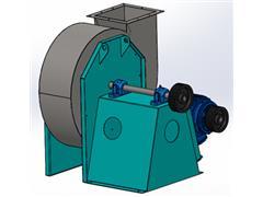 Ventilador Centrifugo Captação Pó CWA - 1