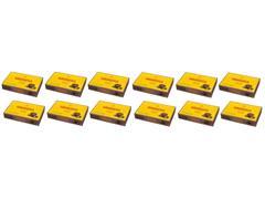 Combo 12 Caixas de Alfajores de Chocolate Havanna 12 Unidades - 1