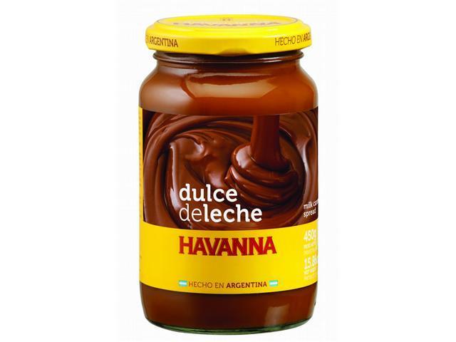 Combo 12 Potes Doce de Leite Havanna 450g