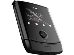"Smartphone Motorola Razr Tela Dobrável 6.2"" 128GB 6GB Ram 16+5MP Preto - 3"