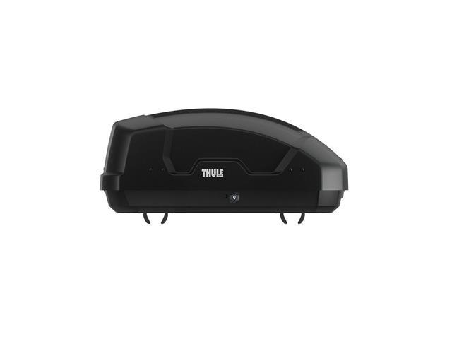 Bagageiro de Teto Thule XT S 300L Black Matte