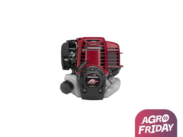 Motor Estacionário Honda 4T 1,4CV 7000rpm 35,8 Cilindradas GX35T TPS3