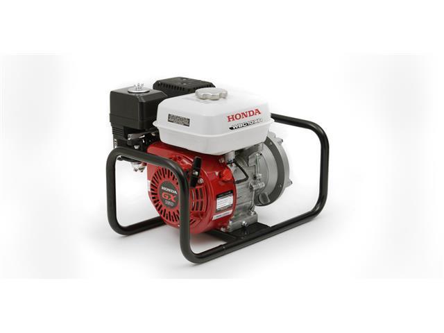 Motobomba Honda WHC10XR 4T OHV 4,9 cv 3600 rpm 163 cc 3,1L Gasolina