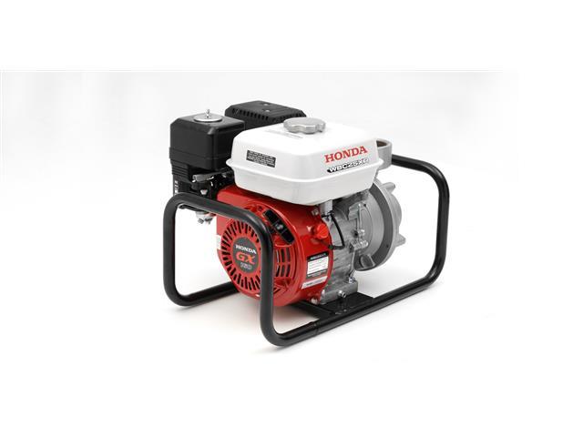 Motobomba Honda WBC25XR 4T OHV 4,9 cv 3600 rpm 163 cc 3,1L Gasolina