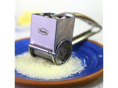 Ralador de Queijo Chocolate e Nozes Prana Aço Inox Resistente - 5