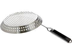 Frigideira para Grelhar na Churrasqueira Prana Inox 30CM - 3