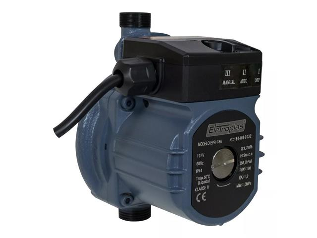 Pressurizador Automático Eletroplas EPR-18A 120W