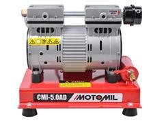 Compressor de Ar Motomil CMI-5.0/AD Isento de Óleo Monofásico - 1