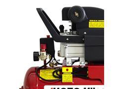 Compressor de Ar Motomil CMI-7.6/24BR 120LBS 2HP Monofásico - 1