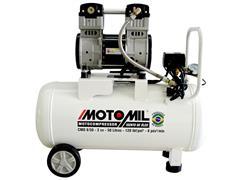 Compressor de Ar Odontológico Motomil CMO-8/50 Isento de Óleo