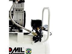 Compressor de Ar Odontológico Motomil CMO-8/50 Isento de Óleo - 2