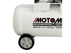 Compressor de Ar Odontológico Motomil CMO-8/50 Isento de Óleo - 3
