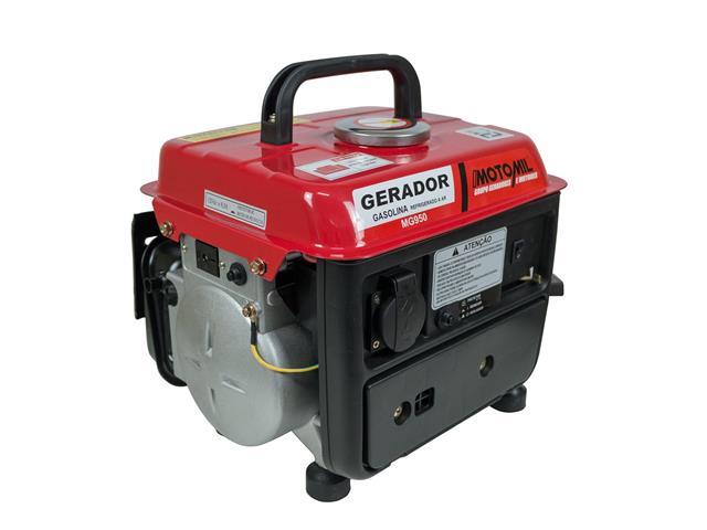 Gerador de Energia Motomil MG950 800W à Gasolina