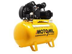 Compressor de Ar Motomil CMV-10PL/100 Air Power 2CV Monofásico Bivolt - 1