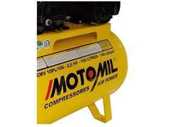 Compressor de Ar Motomil CMV-10PL/100 Air Power 2CV Monofásico Bivolt - 4
