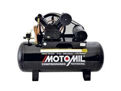 Compressor de Ar Motomil CMAV-20/200 175LBS Air Power Trifásico Bivolt