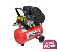 Compressor de Ar Motomil CMI-8.7/24BR 120LBS 2HP Monofásico Bivolt - 0
