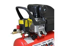 Compressor de Ar Motomil CMI-8.7/24BR 120LBS 2HP Monofásico Bivolt - 1