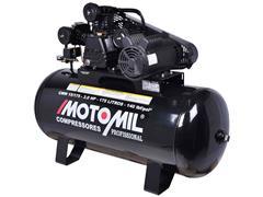Compressor de Ar Motomil CMW-15/175 140LBS Monofásico Bivolt - 2