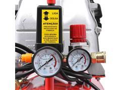 Compressor de Ar Motomil MAM-10/50BR 120LBS Monofásico Bivolt - 2