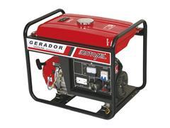 Gerador de Energia Bivolt Motomil MG-3000CL 3KVA 2800W à Gasolina