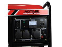 Gerador de Energia Bivolt Motomil MG-3000CLE 2800W à Gasolina - 5