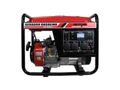 Gerador de Energia Bivolt Motomil MG-3000CLE 2800W à Gasolina - 3