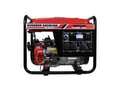 Gerador de Energia Bivolt Motomil MG-3000CLE 2800W à Gasolina - 2