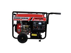 Gerador de Energia Bivolt Motomil MGG-8000CLE 4T 8000W à Gasolina - 1